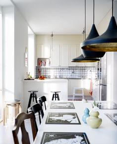 From Scandinavia with love - design & style (A home in Sweden. Photo by Patric Johansson for...)