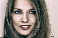 SMILE  Picture taken during DAGMA PHOTO beauty session with Patrycja Biedrzycka (July 2014) Photo: Katarzyna Rzeszowska @ DAGMA PHOTO Model: Patrycja Biedrzycka Mua: Natalia Polek Hair: Studio Urody Cudna
