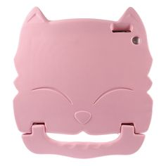 For iPad 2 3 4 Fox Pattern Portable Kids EVA Foam Stand Protective Cover