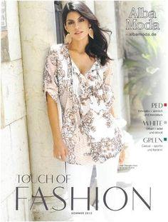 каталог Alba Moda Touch of Fashion весна-лето 2015