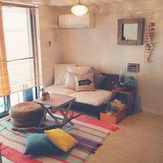 Little Living     จัดห้องเล็กให้ดูชิคด้วยสไตล์ญี่ปุ่น