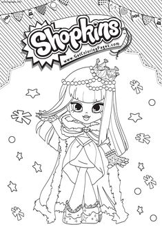 Shopkins Shoppies Coloring Pages Gemma Stone Coloring Sheets For Kids, Coloring Pages For Kids, Coloring Books, Shopkins Colouring Pages, Shopkins And Shoppies, Free Printables, Animation, Stone, Fictional Characters
