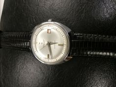 Reloj Hamilton Automatic Vintage, Circa 1960 Watch Deals, Quality Watches, Seiko, Cool Watches, Omega Watch, Ebay, Accessories, Vintage, Casio Watch