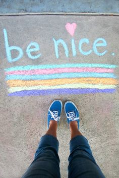 It's time to reclaim the word nice, says Lucy Dunn – and live it. Sponsored by Pinterest. #BeKind2017 #WorldKindnessDay