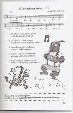 hegedül a kisegér - Zsuzsi tanitoneni - Picasa Webalbumok Kindergarten Crafts, Preschool Worksheets, Kids Songs, Sheet Music, Entertaining, Album, Education, Activities, Music