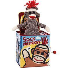 monkey jack sock monkey schylling sock oldie socks kids gift forward ...