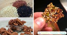 Here at Healthy Holistic Living we search the web for health content to share with you. This article is shared with permission from our friends at MinimalistBaker.com (adsbygoogle = window.adsbygoogle || []).push({}); Quinoa, in brittle. I know. This is exciting stuff. Remember my 7-Ingredient Quinoa Granola? Yep, that's good stuff...More