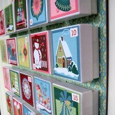 advent calendar boxes