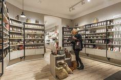 Ölmühle an der Havel Store by Fabian Lefelmann, Berlin – Germany » Retail Design Blog
