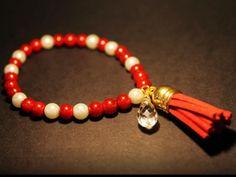 Perlas y cristal