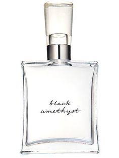 Black Amethyst perfume I always have back ups in my closet <3
