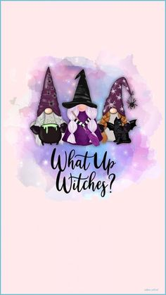 Gnome Pictures, Halloween Pictures, Halloween Cards, Halloween Ideas, Jolly Holiday, Raggedy Ann And Andy, Harvest Time, Cute Wallpapers, Iphone Wallpapers