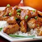 Foto recept: Kip in sinaasappelsaus (orange chicken)