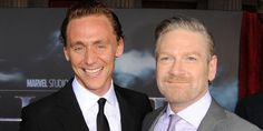 """The League of British Artists: """"Tom Hiddleston was so effortlessly charming"""": Ken..."""