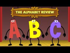 A-I Review Chant (Uppercase)   Super Simple ABCs - YouTube