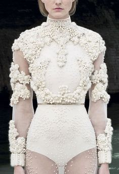 Givenchy Haute Couture Fall/Winter 2011. @thecoveteur