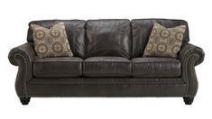 Breville Lounge suite | Big Save Furniture Charcoal Sofa, Charcoal Black, Faux Leather Sofa, Queen Sofa Sleeper, Ashley Furniture Industries, Traditional Sofa, At Home Furniture Store, Furniture Online, Sofa Couch
