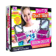 room decor duct tape crafts - crafts | Five Below