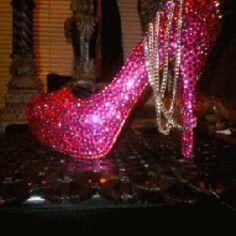 Pink sparkles :)