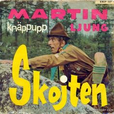 Las mejores portadas de discos: Skojten de Martin Ljung.