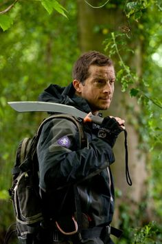 The Ultimate Bear Grylls Inspired Stag Weekend