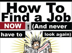 How To Find a Job Now (...and never have to look again) | Flickr - Photo Sharing!
