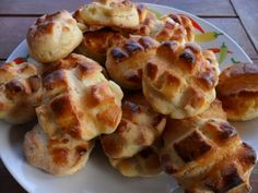 Naan, Waffles, Biscuits, Bakery, Recipies, Food And Drink, Breakfast, Crack Crackers, Recipes