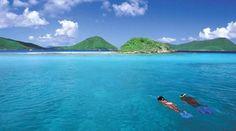 Lån gratis snorkel udstyr på The Ritz-Carlton på St. Thomas