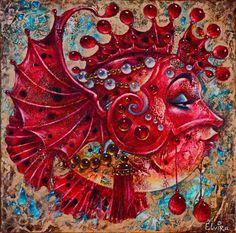 Elvira Baranova - Pez dragón