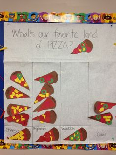 P is for Pizza: a literacy, craft and math activity for the letter P