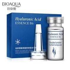 10pcs Hyaluronic Acid Skin Moisturizing & Nourishing Serum