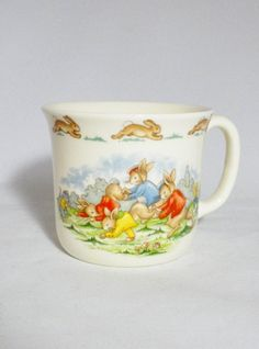 Hey, I found this really awesome Etsy listing at https://www.etsy.com/listing/239280702/royal-doulton-bunnykins-childs-cup