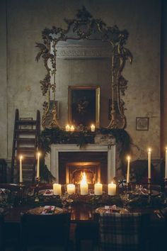 A Scottish Christmas Celebration via Donal Skehan---Or a Burns' Night Celebration English Christmas, Noel Christmas, Magical Christmas, Elegant Christmas, Primitive Christmas, Scandinavian Christmas, Retro Christmas, Country Christmas, Christmas Wedding