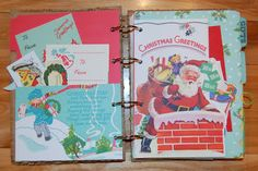Memory Bound BLOG: October Afternoon Christmas Album!