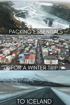 Essentials for a Winter Trip to Iceland