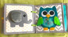 Mini sensory book Fabric activity book Toddler quiet book Texture book Soft interactive book Mini quiet book First busy book Tactile book - Kinderspiele Diy Quiet Books, Baby Quiet Book, Felt Quiet Books, Sensory Book, Baby Sensory, Summer Activities For Kids, Book Activities, Indoor Activities, Book Texture