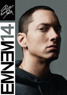Calendrier Eminem 2014