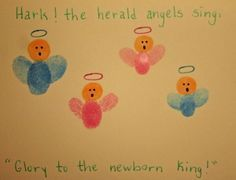 Read more about DIY Christmas Cards Preschool Christmas, Toddler Christmas, Diy Christmas Cards, Christmas Crafts For Kids, Christmas Activities, Kids Christmas, Holiday Crafts, Holiday Fun, Christmas Angels