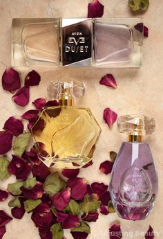 Review: Avon Eve Duet, Confidence and Alluring Fragrances