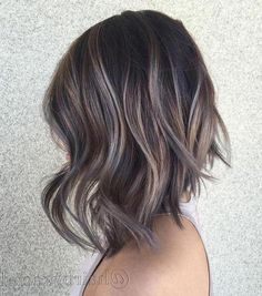 20 Mushroom Brown Hair Color #haircolor #haircuts #hairstyles #messy #wavyhair #hairbrown