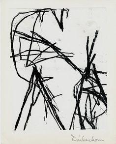 lafilleblanc:  Richard Diebenkorn Untitled, 1948 (via)