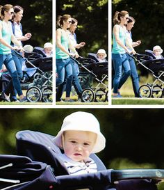 kate and george's stroll in the park