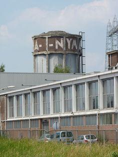 Nijmegen Watertoren 2010 - Lijst van watertorens in Nederland - Wikipedia
