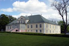 Albu / Alp - The earliest records of Albu manor date back to 1282, making it the oldest order manor in Järva County and one of the oldest in the whole of Estonia.The current manor was constructed between 1742 and 1748 when Count Gustav Otto Douglas resigned his post as governor of Estonia and retired in Albu.