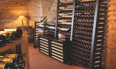 6 stappen naar een wijnkelder - Stockage #wijn  #wijnrekken