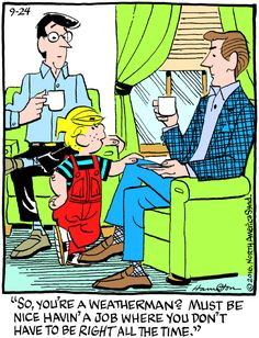 Dennis the Menace for 9/24/2016