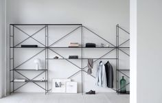 Shelving systems | Storage-Shelving | R.I.G. - Rudimentary. Check it out on Architonic