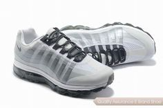 online store 0fd54 245d6 nike air max 95 360 unisex gray white sneakers p 2452