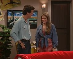 Full House Show, Dj Steve, Dj Photos, Candace Cameron Bure, Fuller House, Movies And Tv Shows, Movie Tv, Boards, Scene