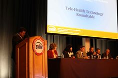 Dr. Tudor Jovin talks about the future of Telestroke in ambulances assisting paramedics in #stroke triage at #SVIN